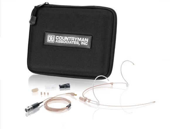 Countryman H6 Headset